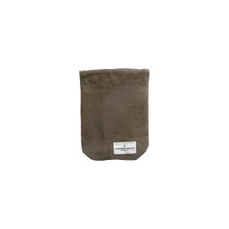 Food Bag small clay 16x22cm