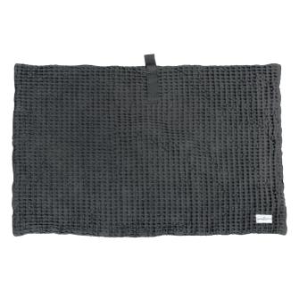 Badematte dark grey 55x80cm