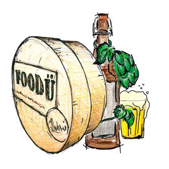 Hopfen Foodü 2er