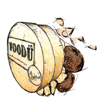 Trüffel Foodü 2er