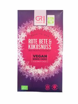 GeorgiaRamon Rote Beete&Kokosnuss 42% 50g